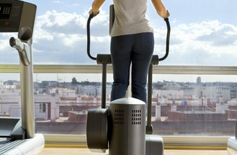 A short elliptical trainer workout will help you burn 300 calories.