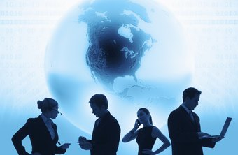 Social networking helps employees communicate with one another.