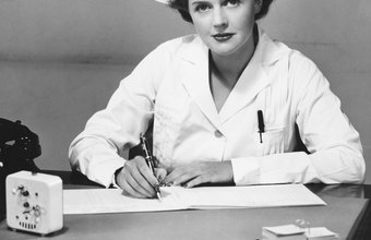 Low salaries led to a shortage of nurses after World War II.