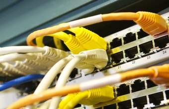 An unmanaged switch can connect hundreds of computers to a network.