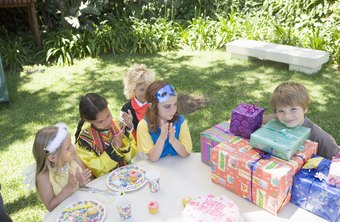 The kids' party niche can bring many orders each month.