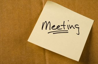 Send a meeting reminder early enough to give respondents time to adjust their day, if needed.
