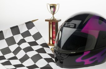 Race car drivers get prize money, trophies and tax breaks.