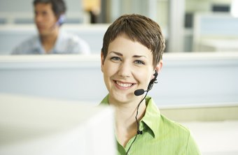 Call center reps need patience and good communication skills to thrive.