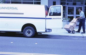 If your delivery van breaks down, you can deduct the cost of a rental while you get it repaired.