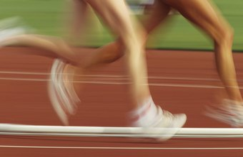 Track intervals will help improve your running speed.
