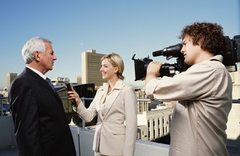 Plan ahead when facing a media interview.