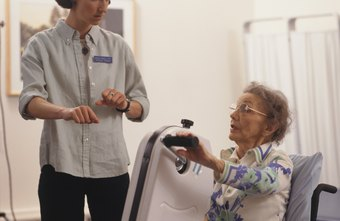 Physical therapy aides work under the supervision of a licensed physical therapist.