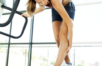 Cramps and soreness can slow down overworked legs.