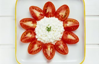 Low-fat cottage cheese contains 28 grams of protein per cup.