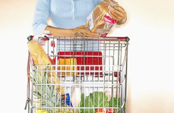 Grocery store managers face challenges in getting customers to fill their carts.