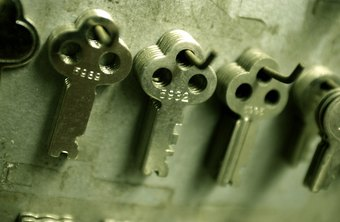 Duplicating keys is just one of the skills in a certified locksmith's arsenal.