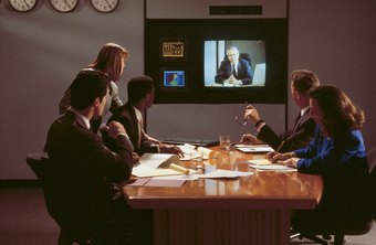 Teleconferences can be recorded for review by missing participants.