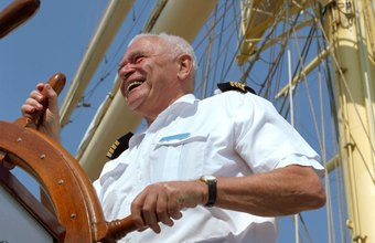 Cruise line captains require intensive hands-on training.
