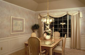 The right window treatment can enhance a room's decor.