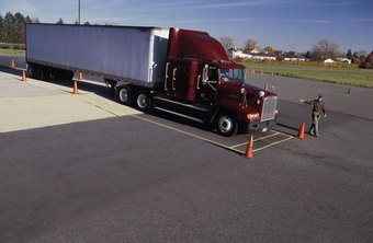Truck driving schools help drivers polish their driving skills while operating a big rig.