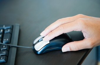 Keep your optical mouse clean and working flawlessly.