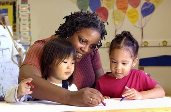 A daycare director works closely not only with students, but with parents as well.