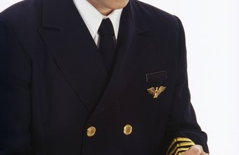 The captain is the top-ranking pilot.