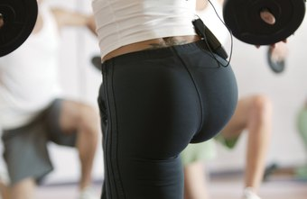 Get a rounder, shapelier butt with strength-training exercises.