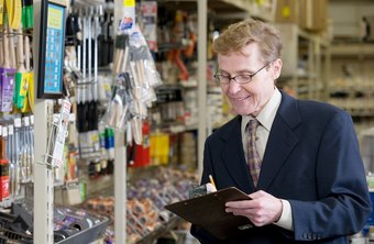 Precise inventory records facilitate smart business decisions.