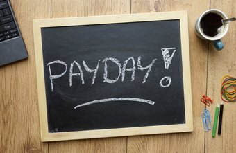 Everybody loves payday, but there are many rules when accounting for it.