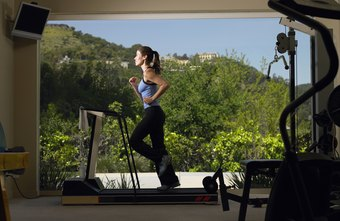 Watching movies, programs and music videos makes treadmill workouts more interesting.