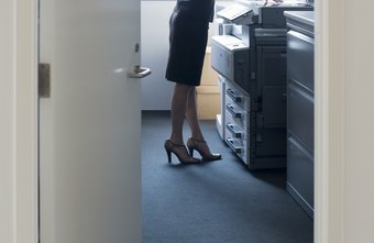 Copiers can require separate space -- and lots of it.