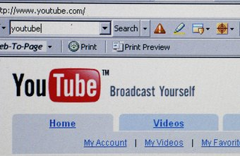 Adding social media links to your YouTube channel can help build your network.