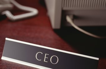 A CEO's annual report offers an assessment of an organization's performance.