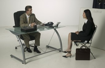 Approach your interview with an air of confidence.