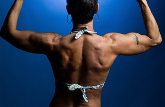 Work the muscles between your shoulder blades for better posture.