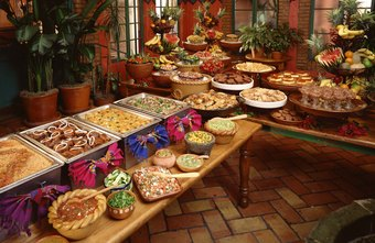 All-You-Can-Eat restaurants typically offer buffet service for diners.