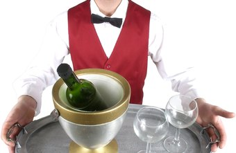 Commis waiters are the apprentices of a restaurant's wait staff.