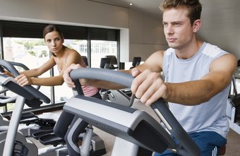 Stationary bikes burn calories and fat throughout your body.