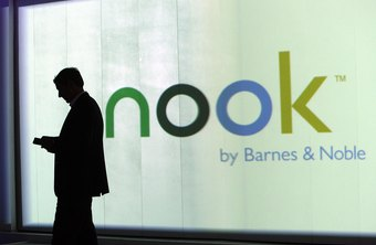 The Nook Tablet was Barnes & Noble's answer to Amazon's Kindle Fire.