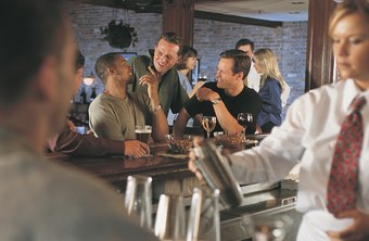 Sports bars are oriented toward entertainment and socializing.