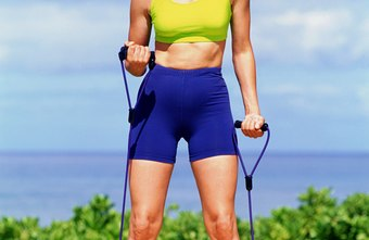 Resistance bands aren't fancy, but they can strengthen your body effectively.