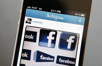 Your iPhone lets you send pictures directly to your Facebook wall.