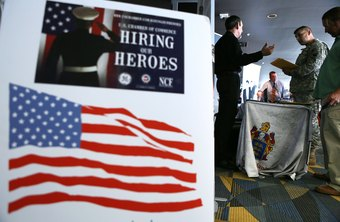 Military recruiters need enough experience to speak in an eloquent and informed manner.