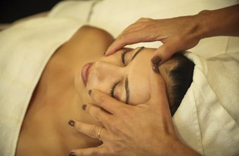Aestheticians provide facial massage and skincare services to clients.