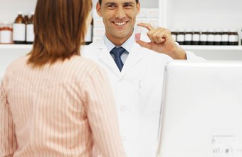 Pharmacists spend much of their time educating patients about prescribed medications.