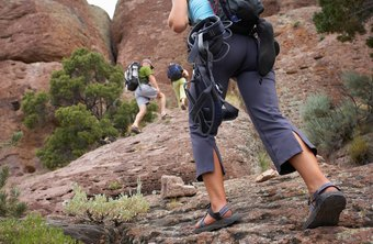 Hiking burns more calories and gives a more versatile workout, but offers less control and convenience.