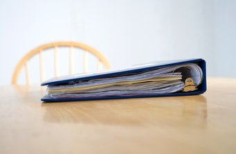 Start a binder of documents potential buyers want to review about your business.