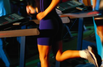 Alternate sprinting and walking to make your treadmill workout more intense.