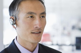 Bluetooth headsets work with a variety of wireless devices.