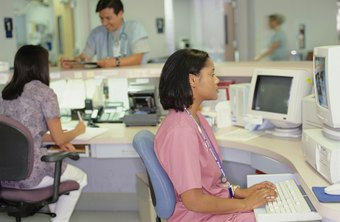 Medical receptionists deal with confidential materials every day.
