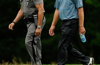 New York State Troopers may ensure safety at high-profile events such as major golf tournaments.