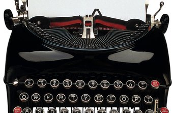 Keep typewriters out of landfills by recycling or repurposing.