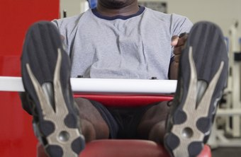 Seated leg curls can cause back issues if you over-arch your lumbar spine.